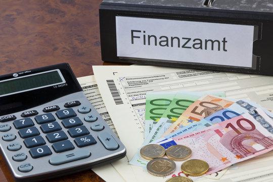 german income tax declaration