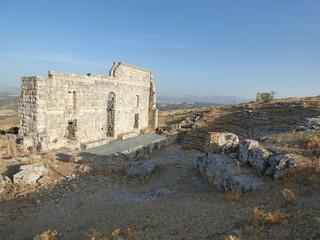 Acinipo,yacimiento arqueológico ubicado en la Serranía de Ronda  en Malaga (Andalucia,España)