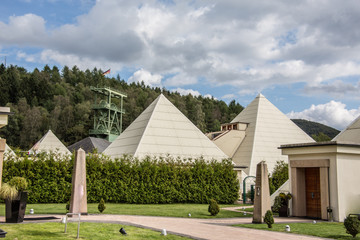 Sauerlandpyramiden mit Museum