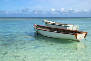 barque, île maurice