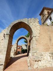 Maqueda, pueblo español de la provincia de Toledo, en la comunidad autónoma de Castilla La Mancha (España)
