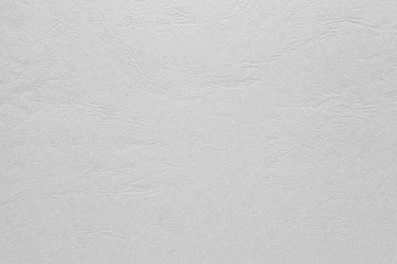 Wall painted in light grey color texture background.