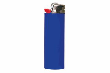 A classic blue lighter