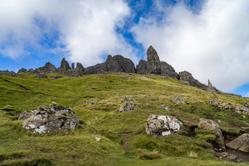 The Old Man Of Storr Isle of Skye