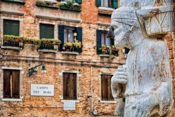 Venedig, Campo dei Mori