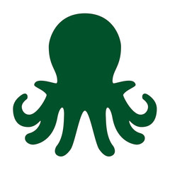 aquarium octopus icon