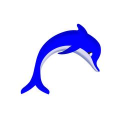 Illustration of dolphin