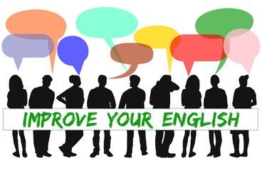 Fototapeta Improve your english obraz