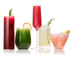 Varieties of cocktails