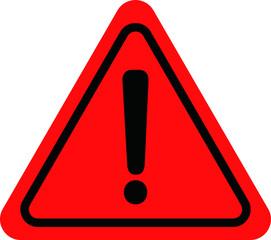 Red warning mark.eps