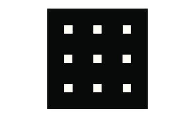 Vector - button - tiled view - tile view - menu - navigation