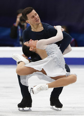 Figure Skating - ISU European Championships 2018 - Ice Dance Free Dance