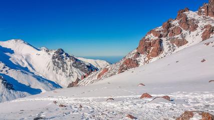 Альпинград 3500 м.