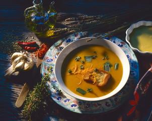 Würzig-kräftige Gemüsesuppe aus der Provence