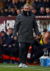 Premier League - Burnley vs Manchester United