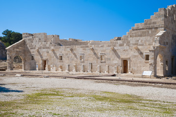 ruins of ancient Patara, mugla Province, Turkey.