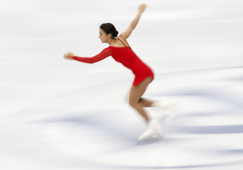 Figure Skating - ISU European Championships 2018 - Ladies' Free Skating