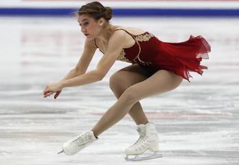 Figure Skating - ISU European Championships 2018 - Ladies' Free Skating