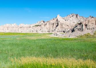 The Badlands National Park