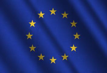Flag of Union Europe