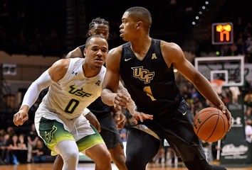 NCAA Basketball: Central Florida at South Florida