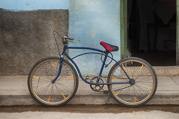 Bicycle in Cuba