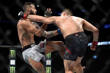 MMA: UFC 220- Bochniak vs Davis