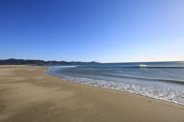 入野海岸(高知県黒潮町)