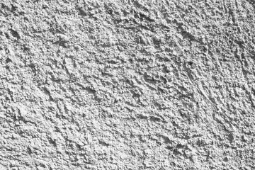 Black and white grunge wall surface. Texture with roughness and detail grain
