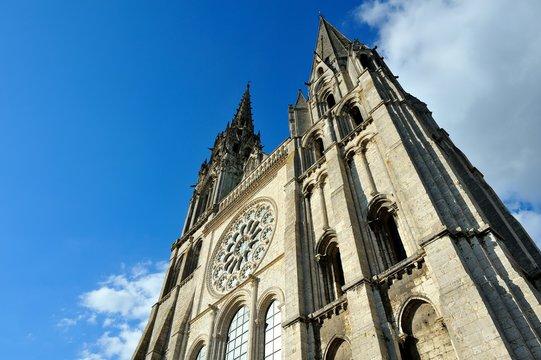 Cattedrale di Chartres, Francia