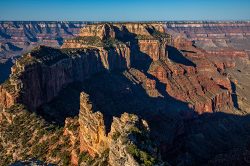 Grand Canyon North Rim Landscape