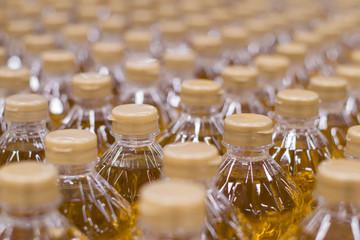 row of bottle