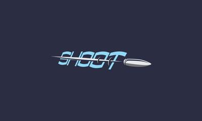 weapons, bullets, rifles, shoot, shots, emblem symbol icon vector logo