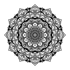 Beautiful VECTOR mandala
