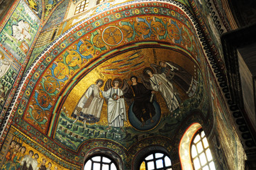 Ravenna, la Basilica di San Vitale