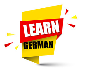 banner learn german