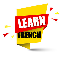 banner learn french