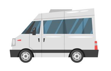 city transport - minibus.