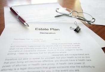Estate Plan document