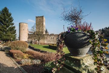 Castle of Useldange