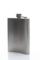 Metal flask stand side 45 degree