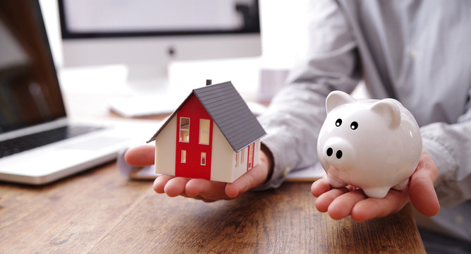 Immobilie, Haus und Wohnung