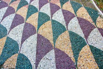 Mosaic floor of Caracalla Baths