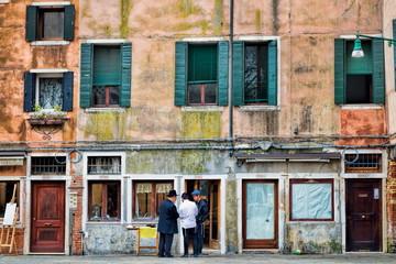 Venedig, Jüdisches Viertel