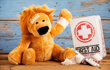 Paediatric healthcare or veterinary medicine