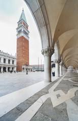 Fototapete - St. Mark's square, Venice, Italy