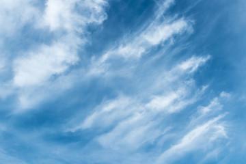 Blue sky on morning. Blue, Coulds, Sky