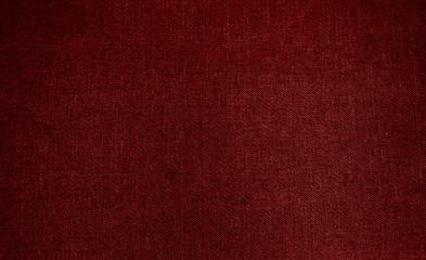 Roter Stoff als Hintergrund