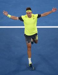 Tennis - Australian Open - Hisense Arena, Melbourne, Australia