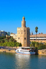 Seville / Spain - Torre del Oro